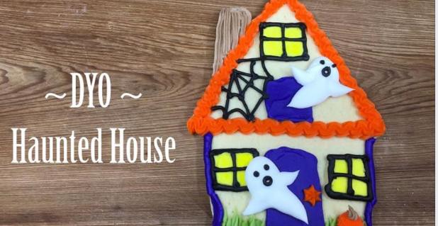 DYO ~ Haunted House