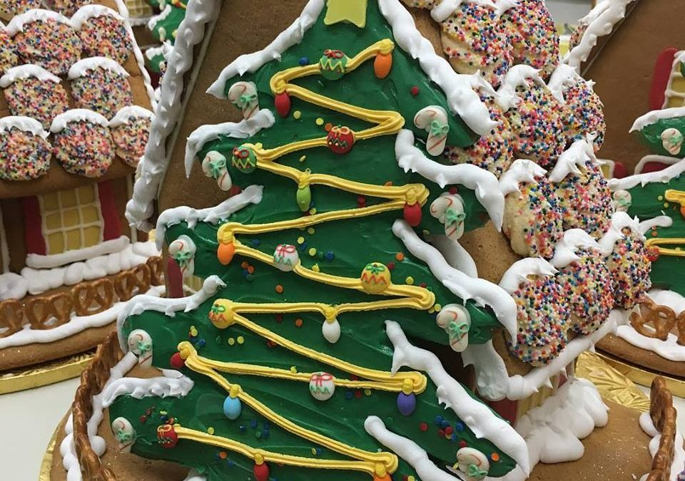 Gingerbread House Kits Now Available!